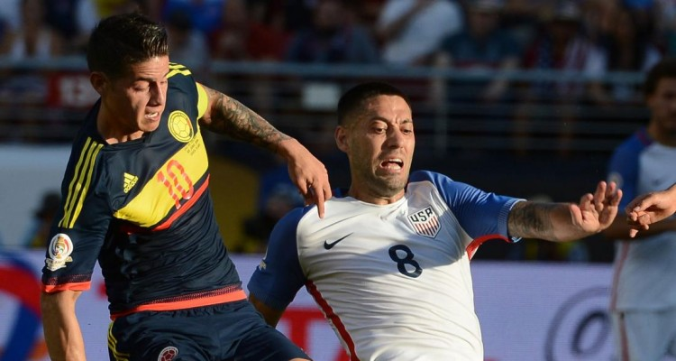 Colomvia Vs. Estados Unidos