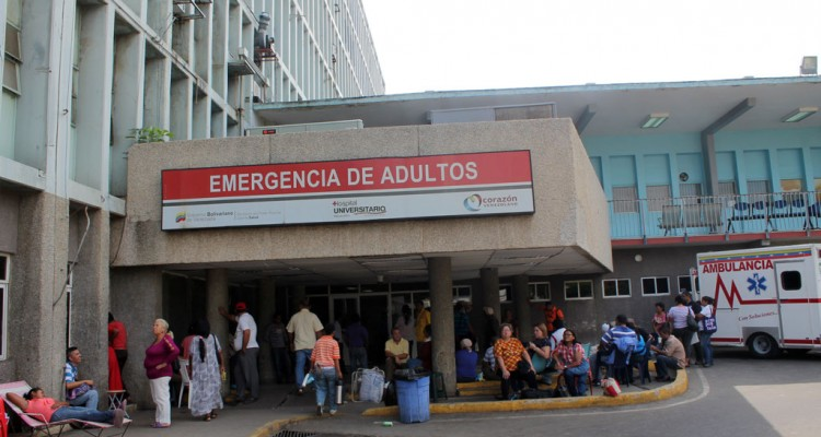 HOSPITAL UNIVERSITARIO EMERGENCIA ALFREDO CHINALEONG