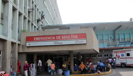HOSPITAL UNIVERSITARIO EMERGENCIA DE ADULTO ALFREDO CHINALEONG 1