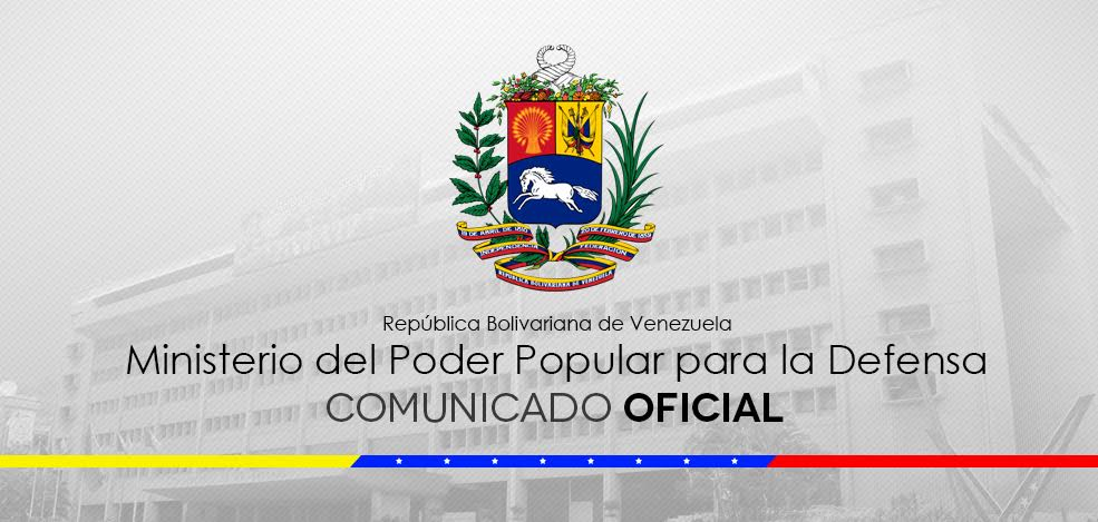 Ministerio del Poder Popular para la Defensaa