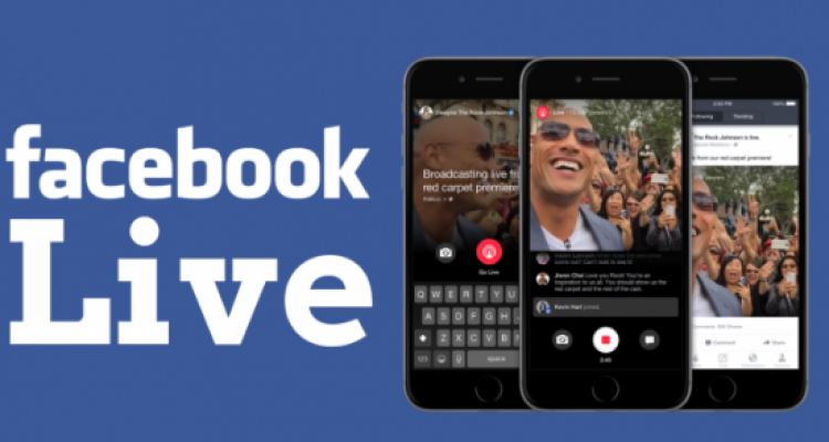 facebook live 1Video Streaming