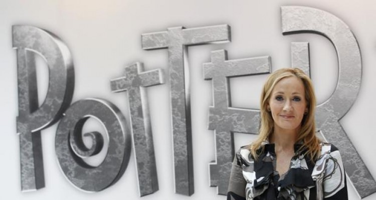 rowling-londres-Harry potter-