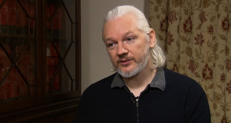 Julián Assange