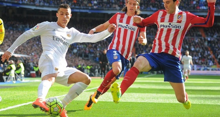 nota - real madrid atletico de madrid
